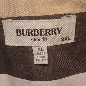 Burberry Men's Shirt/ THIS PRICE WILL NOT LAST LONG!!! PRICE WILL GO BACK UP SOON!! X-MAS SPECIAL!!! for Sale in Smyrna, GA