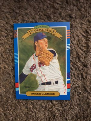 Mint condition Roger Clemens rare Diamond for Sale in Washington, DC