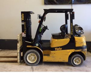 Forklift Rental Daily Rate for Sale in Greenville, MS