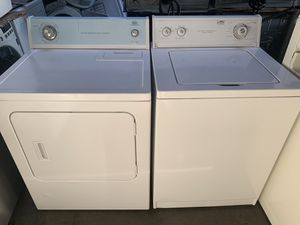 Washer and dryer whirlpool for Sale in Lynwood, CA