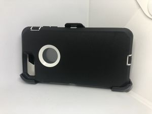 Belt clip case for iPhone 7 Plus / iPhone 8 Plus with built in screen protector for Sale in San Mateo, CA