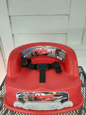 Disney's Cars The First Years Booster Seat for Sale in Cuyahoga Falls, OH