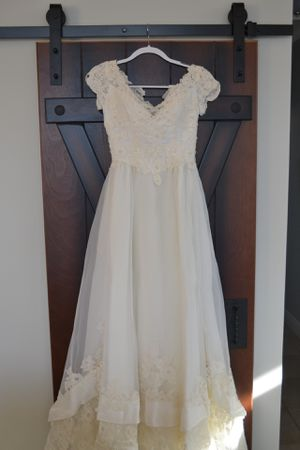 Bianchi Wedding Dress for Sale in Coral Springs, FL