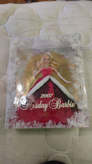 2007 holiday Barbie collector for Sale in Albuquerque, NM