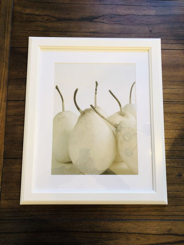 Beautiful Pear Kitchen Artwork