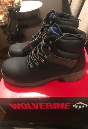 Work boots (Steel Toes) for Sale in Victorville, CA