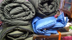 4 sleeping bags,( price is for the price of one ) for Sale in Hayward, CA