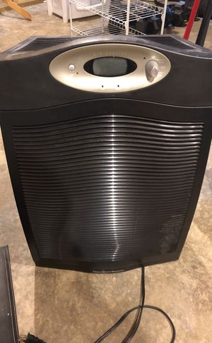 Hamilton Beach 04163B TrueAir HEPA Air Purifier with UV Germicidal Light for Sale in Hilliard, OH
