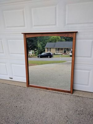 """Wall mirror by Nadeau Canada 37.5""""x43.5 $50 firm for Sale in Duluth, GA"""