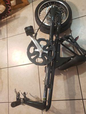 Belt drivin folding bike for Sale in Seattle, WA
