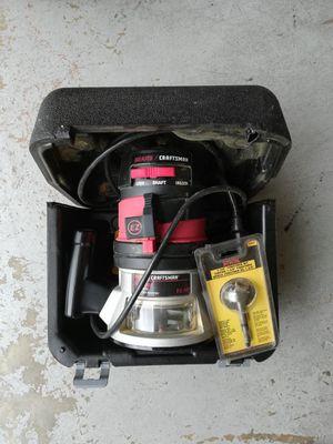 Router, biscuit plate joiner, belt sander, finishing sander, soldering gun, glue gun, drill, rotary tool kit, jigsaw for Sale in Deerfield Beach, FL