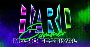 Hard Summer ticket GA $200 for Sale in Henderson, NV