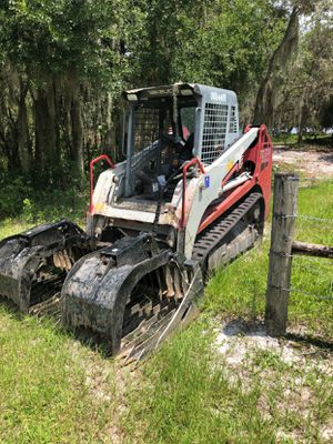 Skid steer work for Sale in Bartow, FL