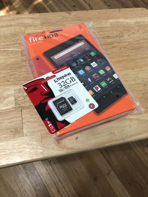 Amazon Fire Tablet 8 - 32 GB for Sale in Portland, OR