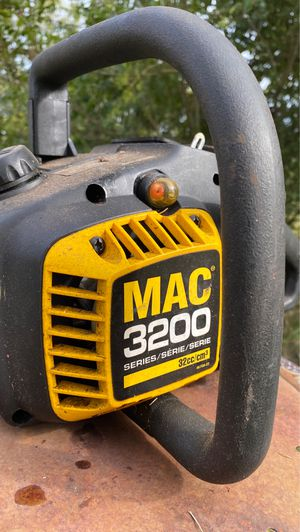 14 in Mac chainsaw for Sale in McLoud, OK