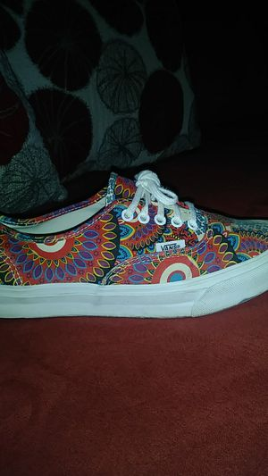 Vans (men's size 7 woman's 8.5) for Sale in South Bend, IN