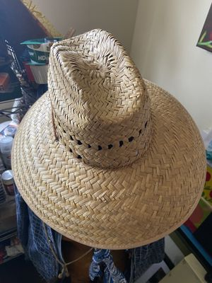 Straw Hat | Gardeners Hat | Never Worn for Sale in Los Angeles, CA