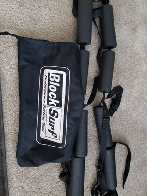 Block Surf Double Soft Surfboard Rack for Sale in Costa Mesa, CA