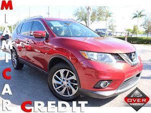 2015 Nissan Rogue for Sale in Miami Gardens, FL