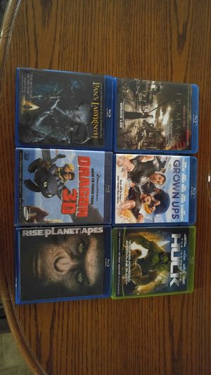 Blue Ray DVD movies for Sale in Alexandria, LA