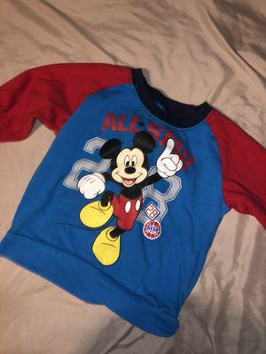 Mickey Mouse long sleeve shirt for Sale in Reedley, CA