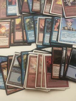 Magic The Gathering: Red/Blue Deck for Sale in Phoenix,  AZ