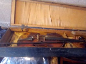 Antique violin for Sale in Wichita, KS