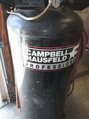 Campbell Hausfeld Professional Air Compressor for Sale in Columbus, OH