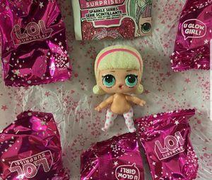 Lol sparkle doll goo goo girl for Sale in River Grove, IL