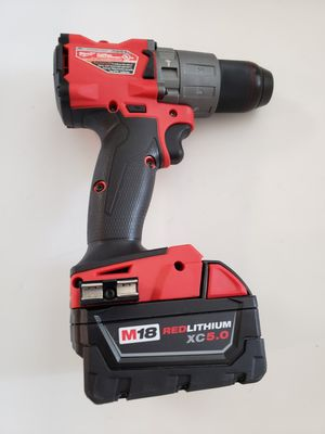 Milwaukee fuel hammer drill for Sale in Corona, CA