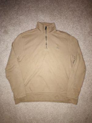 Burberry Half Zip Pullover Sweatshirt for Sale in Kent, WA
