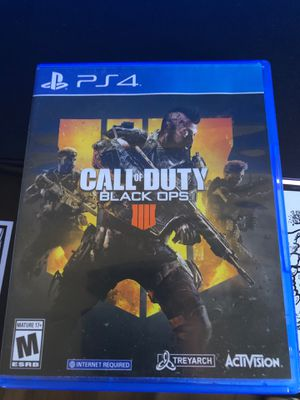 Black ops 4 for Sale in Highland, CA