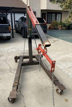 3 ton Motor Hoist for Sale in Bell, CA