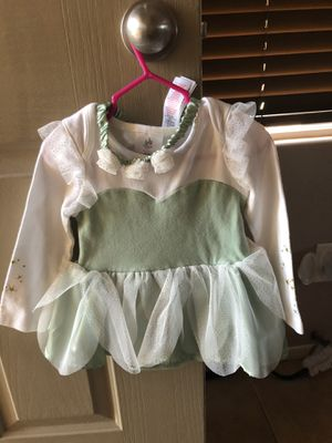 Size 18-24 month tinkerbell costume for Sale in Las Vegas, NV