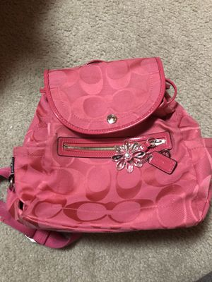 Authentic Coach Backpack for Sale in Aurora, CO