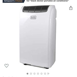 Black and decker BPACT08WT Portable Air Conditioner, 8,000 BTU for Sale in Richmond, CA
