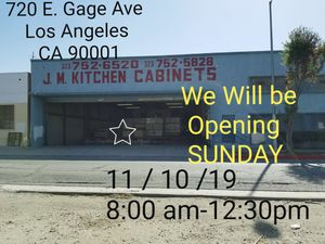 Kitchen CABINETS & BATHROOM VANITIES for Sale in Downey, CA