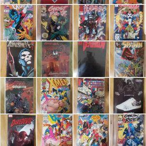 Comic Books Make En Offer for Sale in Ceres, CA