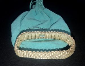 Tiffany and Co Somerset Bracelet for Sale in Ontario, CA
