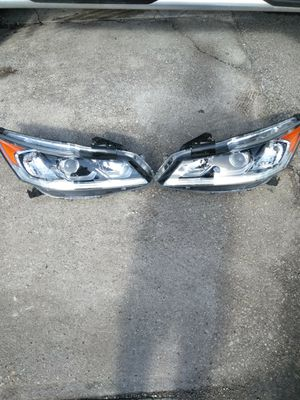 Accord headlights led original boths fit 17 18 for Sale in Key Biscayne, FL