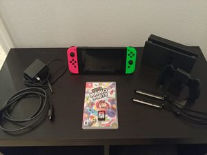 Nintendo switch Bundle for Sale in Land O Lakes, FL