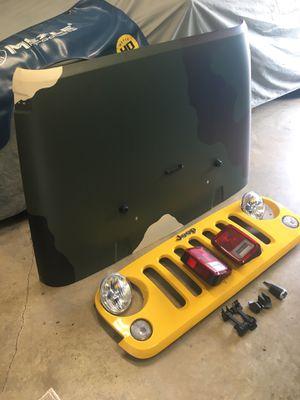2015 Jeep Wrangler parts OEM for Sale in Snellville, GA