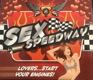 Sex Speedway Adult Board Game for Sale in Scottsdale, AZ