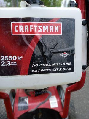 Craftsman pressure washer for Sale in Beaverton, OR
