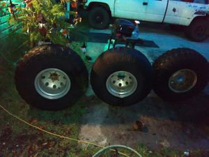 Aluminum 15 in rims 6 lug Chevy for Sale in Hudson, FL
