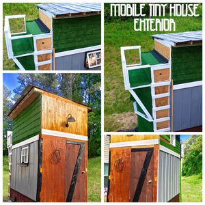 TINY HOUSE 1 BED 1 BATHROOM 4 SALE for Sale in College Park, GA
