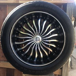 22 inch Chevy 6 lugs for Sale in Sacramento, CA