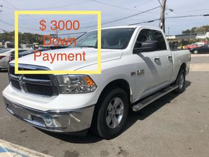 2018 Dodge Ram 3000 Down Payment for Sale in Nashville, TN