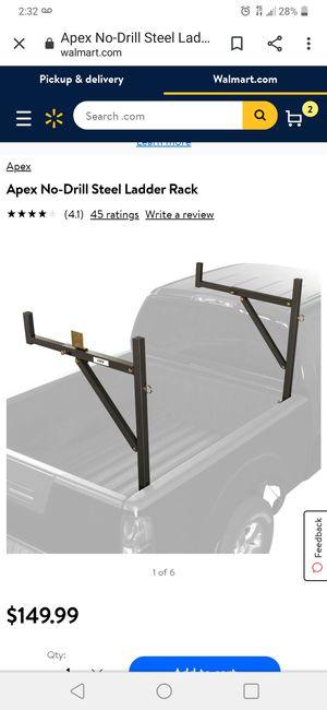 Ladder rack for Sale in Grand Prairie, TX