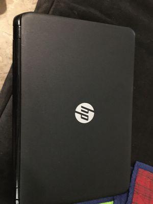 HP 15 laptop for Sale in Niederwald, TX